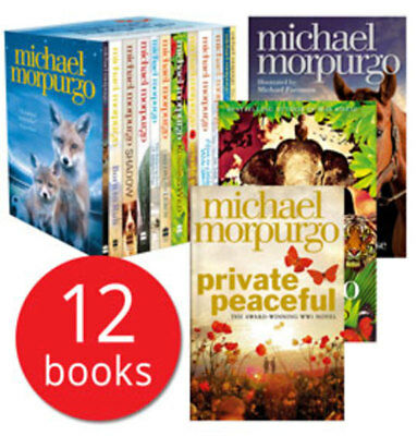 Michael Morpurgo Collection - 12 Books