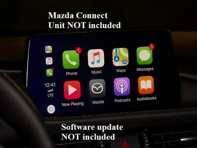 Mazda Apple CarPlay™ and Android Auto™ Retrofit Kit 00008FZ34