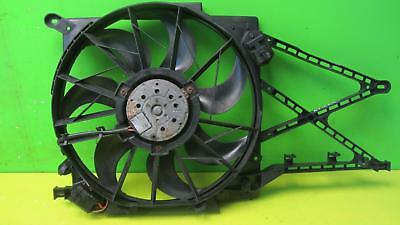 VAUXHALL ZAFIRA A Radiator Cooling Fan/Motor 2.0 Diesel Engine 90570740 99-05