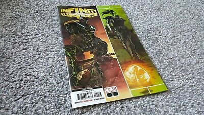 INFINITY WARS #2 of 6 - 3rd PRINT VARIANT (2018) MARVEL EVENT