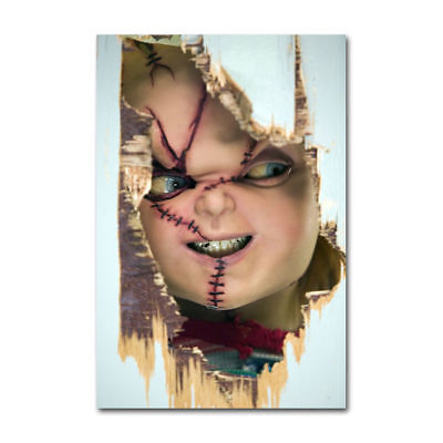 CHUCKY CHILDS PLAY 2 Horror Movie - Print Poster Art - 14x21 24x36In Y090