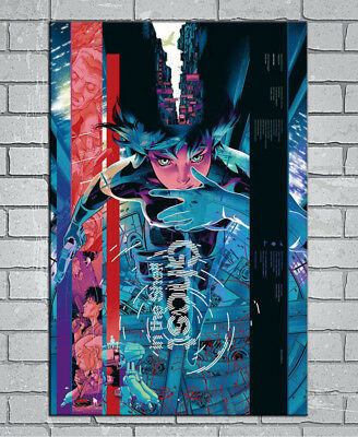 Ghost In The Shell Fight Riot Police Anime Movie Art 24x36in FABRIC Poster N2993