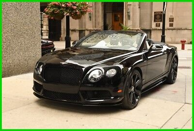 2015 Bentley Continental GT GT V8 S