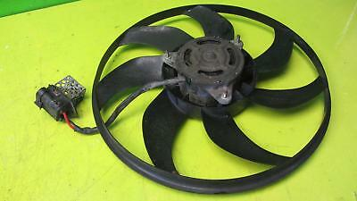 VAUXHALL CORSA C Radiator Cooling Fan 1.3 Diesel Without A/C 00-06