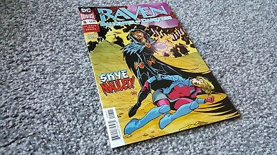 RAVEN: DAUGHTER OF DARKNESS #8 of 12 (2018) DC UNIVERSE