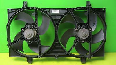 NISSAN ALMERA Mk2 Radiator Cooling Fan/Motors  (N16) 00-07 1.5