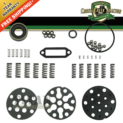 CCPN600AB NEW Hydraulic Pump Rebuild Kit for FORD NAA, 500, 600, 700, 800, 900+