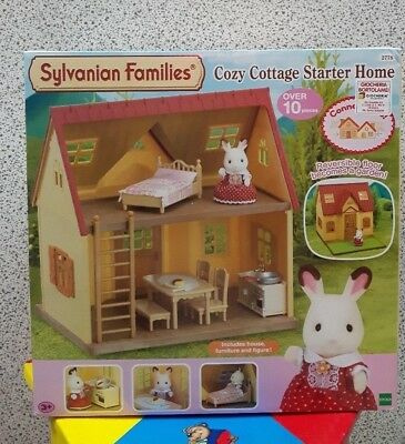 Sylvanian Families Cozy Cottage Starter Home