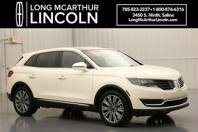 2016 Lincoln MKX BLACK LABEL THOROUGHBRED THEME 3.7 V6 AWD SUV HIGHEST STYLE AND LUXURY! VENETIAN LEATHER ALCANTARA SUEDE CHILEAN MAPLE WOODS