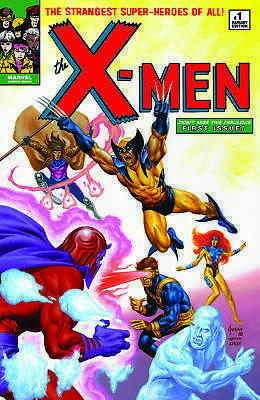 Uncanny X-MEN Variant Mega issue #1 / Limited to only 700 Copies
