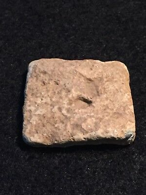ancient roman artifacts. Lead Scale Weight Circa 1st-3rd Century, AD