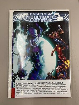Cataclysm: The Ultimates Last Stand Full Run Set 1-5