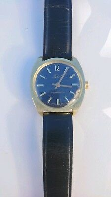Vintage Swiss Made, Gents Ferel Wristwatch, Manual Wind, Working