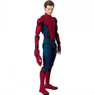 Avengers Spider Man Figure Marvel Movable Toy Doll Boxed Gift Collect Decor 15CM