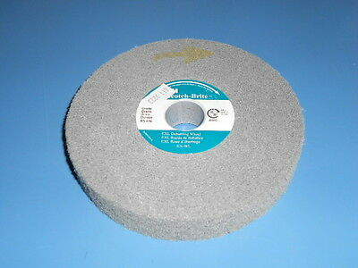 3M Scotchbrite Exl Deburring Wheel 6X1X1 8S-Fine 09549
