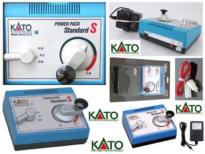 KATO 22-012 POWER-PACK POWER SUPPLY TRAINS UNIVERSAL Input 220Vca Scale N-I-Z