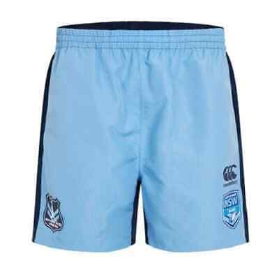 NSW Blues State of Origin 2019 Tactical Shorts Sizes S-4XL