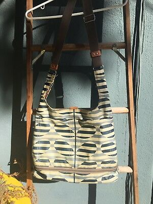 Orla Kiely Diaper Bag With Changer In GUC (original OK Product not From target)