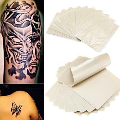 10x Learn Blank Tattoo Tattooing Fake False Practice Skin 15*20*1.5MM Synthetic