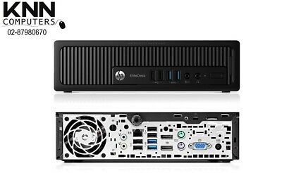 HP Elitedesk 800 G1 USFF Intel i5 4570s 3.2Ghz 4GB 500G HDD W10P