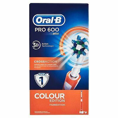 Cepillo dental Oral-B Cross Action Pro 600 - Braun