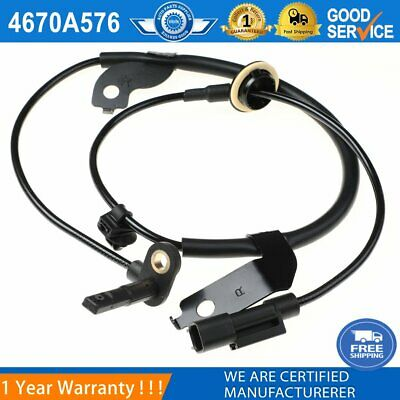 4670A576 ABS Wheel Speed Sensor Front Right For Fit Mitsubishi Outlander Lancer