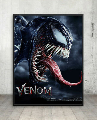 Venom Movie Poster Wall Art Maxi Print Tom Hardy Marvel New Films Cinema-1583