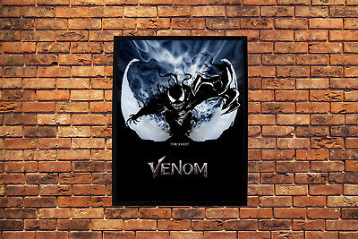 Venom Movie Poster Wall Art Maxi Print Tom Hardy Marvel New Films Cinema-1584