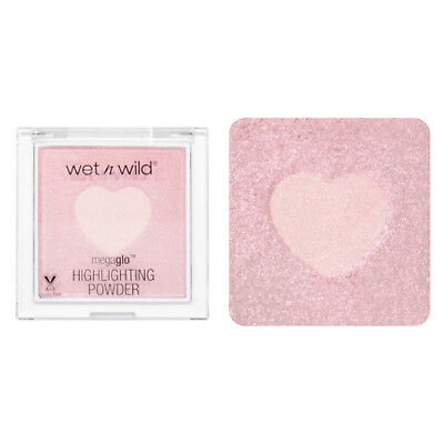 Wet n Wild Megaglo Highlighting Powder THE SWEETEST BLING Pink 5.4g