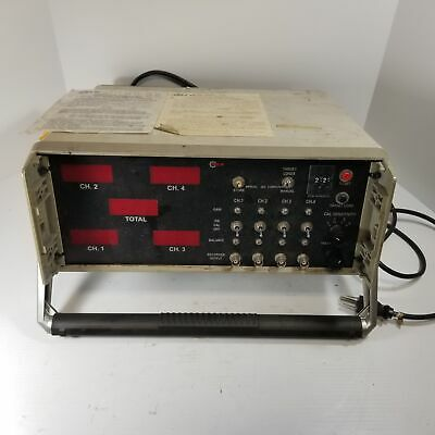 Helm PLM-4 Target Load Multi-Cell Scale Computer