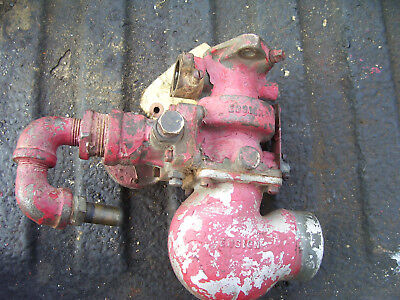 Vintage  Ih International Tractor -Lp Gas Carb  - #357859R94 - Parts