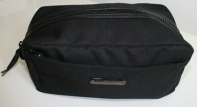 fe3fa8f0ed5b Givenchy Parfums Toiletries Wash Bag Mens Shave Travel Pouch Black