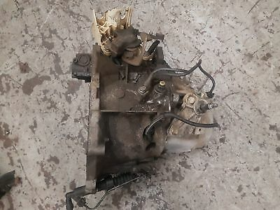 5 Speed Gearbox Peugeot 307 1.6 Hdi 20Dm69