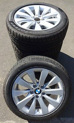 4 BMW Roues D'Hiver Coiffant 413 225/50 R17 94h 3er F30 4 F32 6796240 Rdk Top