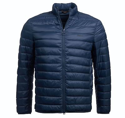 Barbour Mens  Penton Quilted Jacket Mqu0995 - Navy - Large - Brand New