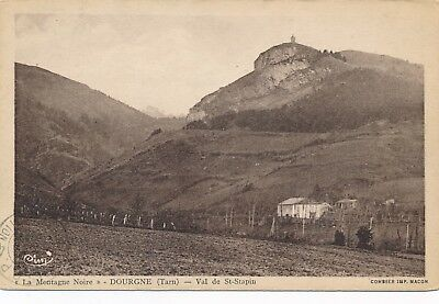 CPA - France - (81) Tam - Dourgne - Val de St-Stapin