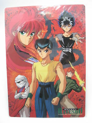 Anime Manga Yu Yu Hakusho Shitajiki Pencil Board T Animetopia Japan Rare