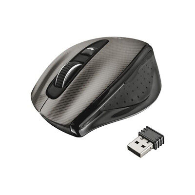 TRUST Curb Wireless Laser Mouse Black 20784 vom Verkäufer überholt