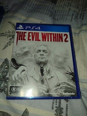 PS4 - The Evil Within 2 - brand new & sealed