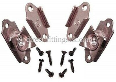 Cheval Mirror Bra Kon Movements Swivel Bronze Bracket