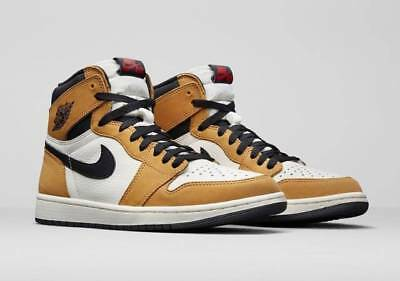 28349a7e8b815d NIKE AIR JORDAN 1 RETRO HIGH OG ROOKIE OF THE YEAR 555088 700 Sz ...