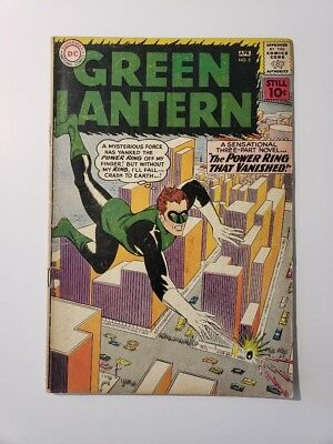 Green Lantern #5 (Mar-Apr 1961, DC)
