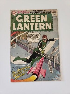 Green Lantern (2nd series) 4, 1961