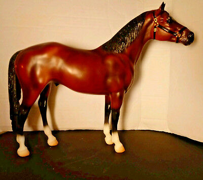 "2012 Breyer Horse Model ""War Horse Joey"" LIMITED EDITION ONLY 3500 MADE *pre-own"