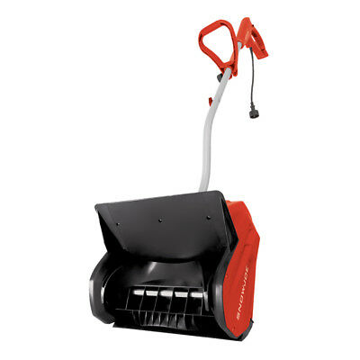 Snow Joe 323E-PRO-RED 13 in. Electric Snow Shovel  | Certified Refurbished | Red