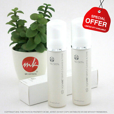 AUTHENTIC NU SKIN ageLOC Gentle Cleanse & Tone. BUY 1 GET 1 FREE! X-MAS OFFER!
