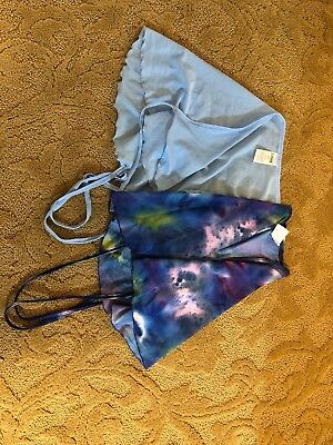 2 Balera Ballet Skirts Child Sz Medium Lot