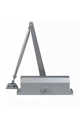 Cal-Royal 430P Commercial Grade Door Closer Aluminum 400 Series