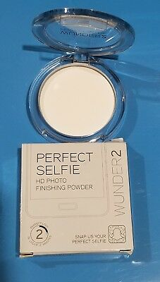 Wunder2 Perfect Selfie Hd Photo Finishing Setting Powder For Perfect