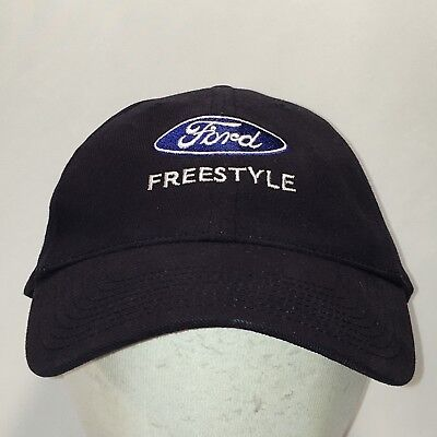897456b5477 Ford Freestyle Hat Blue Baseball Cap Crossover SUV Truck Dad Hats Men T65  N8011